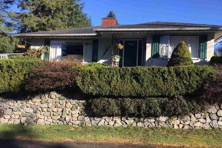R2245873 - 1748 PETERS ROAD, Lynn Valley, North Vancouver, BC - House/Single Family