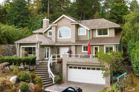 R2245883 - 4880 THE DALE, Olde Caulfeild, West Vancouver, BC - House/Single Family