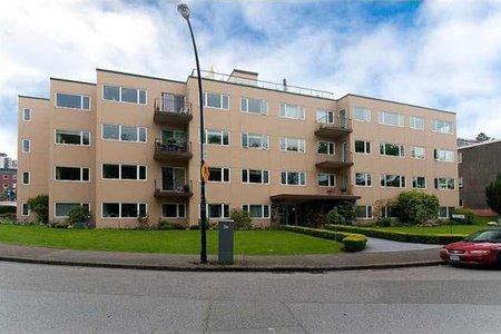 R2246106 - 406 2430 POINT GREY ROAD, Kitsilano, Vancouver, BC - Apartment Unit