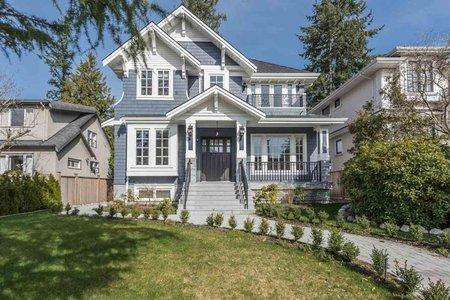 R2246137 - 3825 W 39TH AVENUE, Dunbar, Vancouver, BC - House/Single Family