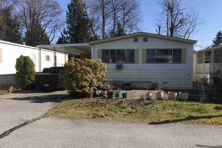 R2246341 - 83 8560 156 STREET, Fleetwood Tynehead, Surrey, BC - Manufactured