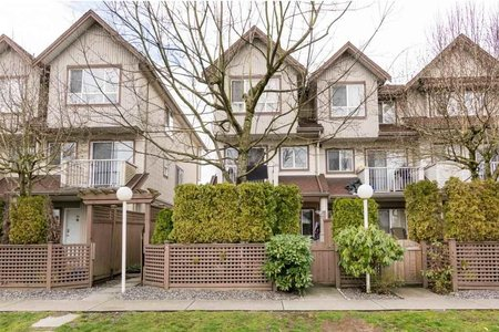 R2246371 - 15 22788 NORTON COURT, Hamilton RI, Richmond, BC - Townhouse