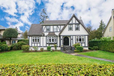 R2246492 - 5987 ADERA STREET, South Granville, Vancouver, BC - House/Single Family