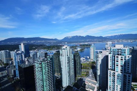 R2246566 - PH6 1288 W GEORGIA STREET, West End VW, Vancouver, BC - Apartment Unit