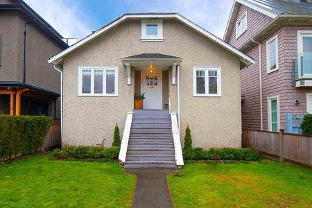 R2246692 - 1366 LABURNUM STREET, Kitsilano, Vancouver, BC - House/Single Family