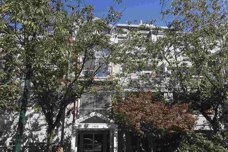 R2246726 - 103 1465 COMOX STREET, West End VW, Vancouver, BC - Apartment Unit