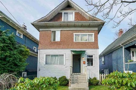 R2246733 - 1339 SALSBURY DRIVE, Grandview VE, Vancouver, BC - House/Single Family