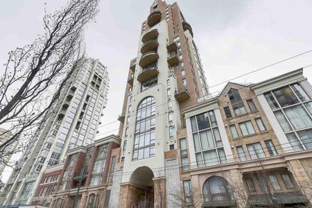 R2247018 - 1001 1280 RICHARDS STREET, Yaletown, Vancouver, BC - Apartment Unit