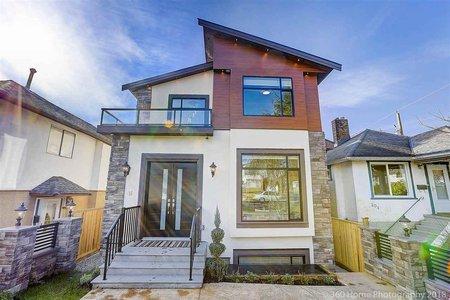 R2247044 - 28 E 60TH AVENUE, South Vancouver, Vancouver, BC - House/Single Family