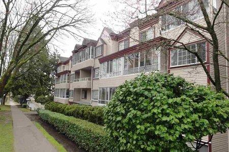 R2247052 - 107 1386 W 73RD AVENUE, Marpole, Vancouver, BC - Apartment Unit