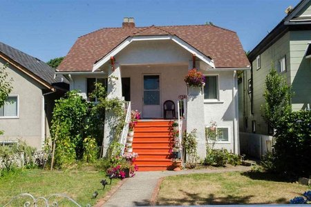 R2247065 - 2473 CAMBRIDGE STREET, Hastings East, Vancouver, BC - House/Single Family
