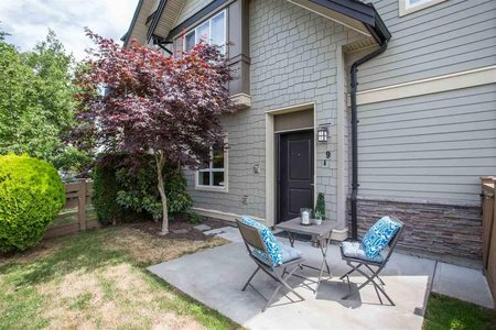 R2247092 - 9 7140 RAILWAY AVENUE, Granville, Richmond, BC - Townhouse
