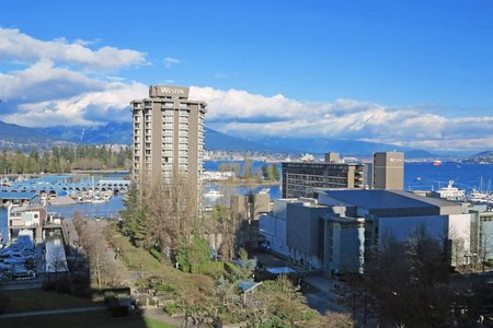 R2247099 - 904 1710 BAYSHORE DRIVE, Coal Harbour, Vancouver, BC - Apartment Unit
