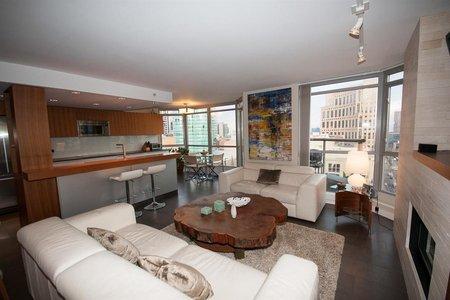 R2247135 - 2201 867 HAMILTON STREET, Downtown VW, Vancouver, BC - Apartment Unit