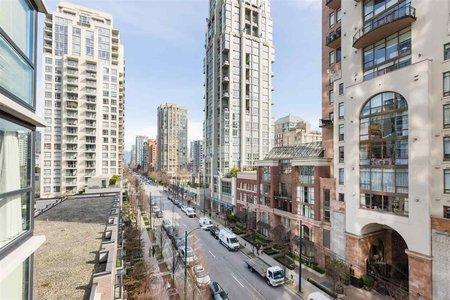 R2247144 - 604 1295 RICHARDS STREET, Downtown VW, Vancouver, BC - Apartment Unit