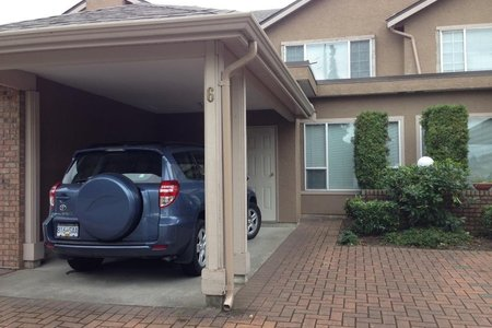R2247262 - 6 9700 PATTERSON ROAD, West Cambie, Richmond, BC - Townhouse
