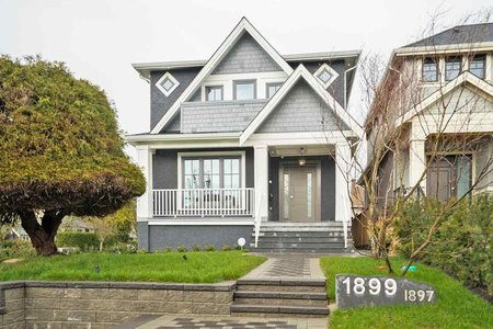 R2247315 - 1899 W 60TH AVENUE, S.W. Marine, Vancouver, BC - House/Single Family