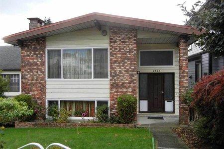 R2247329 - 2826 E BROADWAY, Renfrew VE, Vancouver, BC - House/Single Family
