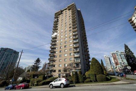 R2247358 - 907 145 ST. GEORGES AVENUE, Lower Lonsdale, North Vancouver, BC - Apartment Unit