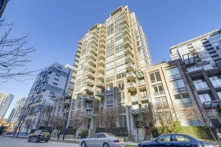R2247414 - 1707 1055 RICHARDS STREET, Downtown VW, Vancouver, BC - Apartment Unit