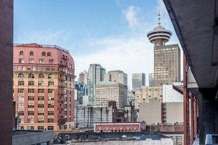R2247630 - 907 128 W CORDOVA STREET, Downtown VW, Vancouver, BC - Apartment Unit