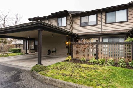 R2247750 - 18 7651 FRANCIS ROAD, Broadmoor, Richmond, BC - Townhouse