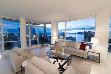 R2247758 - 2504 1455 HOWE STREET, Yaletown, Vancouver, BC - Apartment Unit