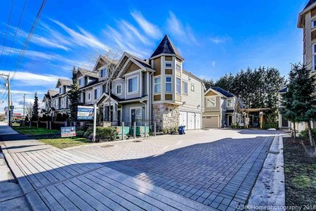 R2247775 - 5 5660 BLUNDELL ROAD, Lackner, Richmond, BC - Townhouse