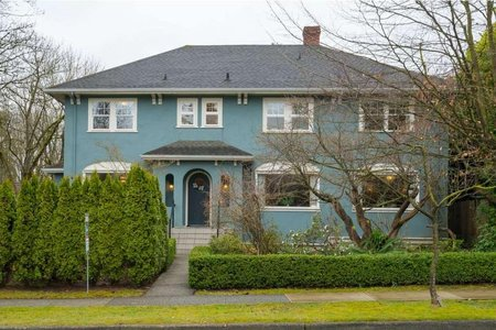 R2247828 - 1310 W KING EDWARD AVENUE, Shaughnessy, Vancouver, BC - House/Single Family