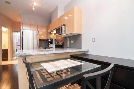 R2248003 - 510 1239 W GEORGIA STREET, Coal Harbour, Vancouver, BC - Apartment Unit