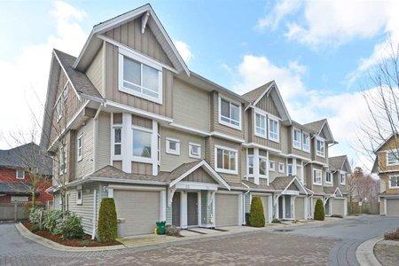 R2248097 - 24 9451 GRANVILLE AVENUE, McLennan North, Richmond, BC - Townhouse