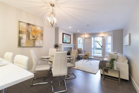 R2248103 - 104 2405 W BROADWAY, Kitsilano, Vancouver, BC - Apartment Unit