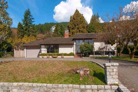 R2248180 - 3171 WESTMOUNT PLACE, Westmount WV, West Vancouver, BC - House/Single Family