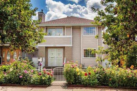 R2248194 - 512 E 18TH AVENUE, Fraser VE, Vancouver, BC - House/Single Family