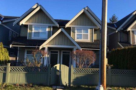 R2248332 - 7719 ACHESON ROAD, Brighouse South, Richmond, BC - 1/2 Duplex