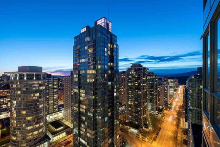 R2248452 - 2603 1239 W GEORGIA STREET, Coal Harbour, Vancouver, BC - Apartment Unit