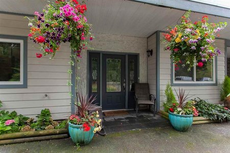 R2248479 - 26436 13 AVENUE, Otter District, Langley, BC - House with Acreage