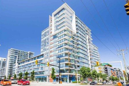 R2248531 - 318 1783 MANITOBA STREET, False Creek, Vancouver, BC - Apartment Unit