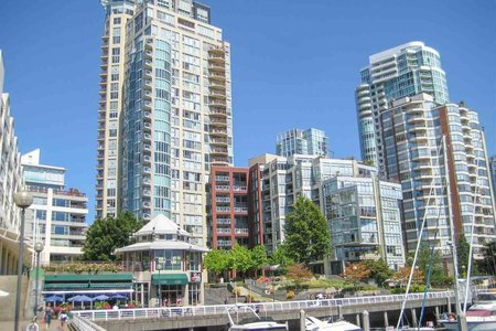R2248536 - 2101 1000 BEACH AVENUE, Yaletown, Vancouver, BC - Apartment Unit