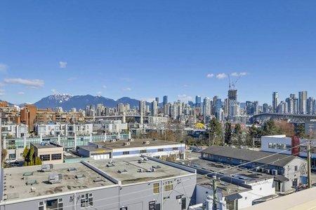 R2248600 - 215 1635 W 3RD AVENUE, False Creek, Vancouver, BC - Apartment Unit