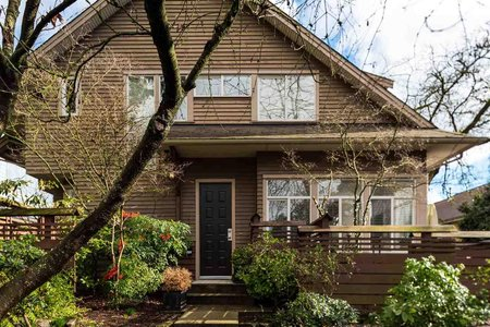 R2248688 - 2520 WESTERN AVENUE, Upper Lonsdale, North Vancouver, BC - Townhouse