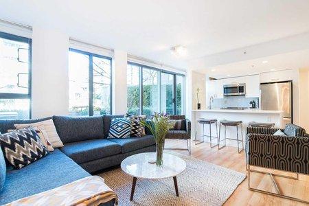 R2248690 - 1 1633 W 8TH AVENUE, Fairview VW, Vancouver, BC - Apartment Unit