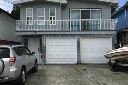 R2248847 - 5027 RUPERT STREET, Collingwood VE, Vancouver, BC - House/Single Family
