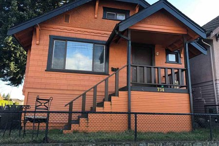 R2249007 - 734 E 41ST AVENUE, Fraser VE, Vancouver, BC - House/Single Family