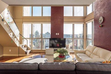 R2249261 - 2401 1238 RICHARDS STREET, Yaletown, Vancouver, BC - Apartment Unit