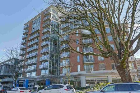 R2249302 - 1103 1570 W 7TH AVENUE, Fairview VW, Vancouver, BC - Apartment Unit