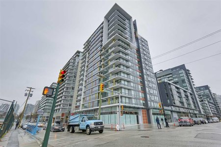 R2249312 - 511 1788 COLUMBIA STREET, False Creek, Vancouver, BC - Apartment Unit