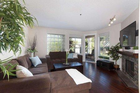 R2249346 - 208 1525 PENDRELL STREET, West End VW, Vancouver, BC - Apartment Unit