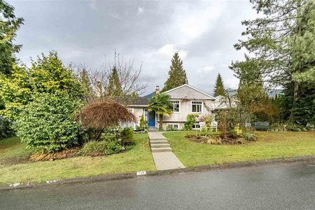 R2249347 - 740 BLYTHWOOD DRIVE, Delbrook, North Vancouver, BC - House/Single Family