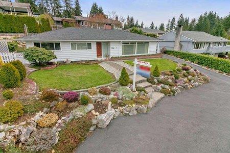 R2249524 - 444 GENOA CRESCENT, Upper Delbrook, North Vancouver, BC - House/Single Family